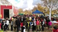 Mobil Merkez, Kovancılar'da Çocuklarla Buluştu