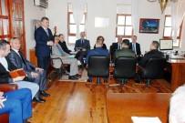 FAIK OKTAY SÖZER - Mudanya'nın Meseleleri Tartışıldı