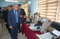DERS KİTAPLARI - Niğde'de Eğitim Müzesi Açıldı
