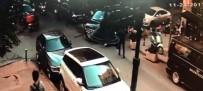 MİNİBÜS ŞOFÖRÜ - Nişantaşı'nda Kadına Lüks Minibüs Çarptı