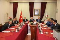 KEMAL YURTNAÇ - ORAN Kalkınma Ajansı Toplantısı Sivas'ta Yapıldı