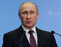 LAHEY - Putin'den kimyasal silah çağrısı