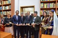 BALKAN SAVAŞI - Romanya Ovidius Üniversitesi'nde 'Ordinaryüs Prof. Dr. Cahit Arf Kütüphanesi' Hizmete Açıldı