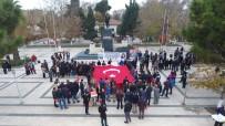 KÖRFEZ SAVAŞI - Sinop'ta NATO Protesto Edildi