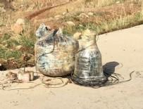 PKK TERÖR ÖRGÜTÜ - Şırnak'ta el yapımı patlayıcı imha edildi
