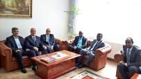 SOMALI - Somali Bayındırlık Ve İskan Bakanı'ndan İhlâs Vakfı'na Ziyaret