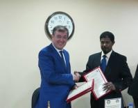 KARATEKIN ÜNIVERSITESI - Sudan Ve Türkiye Arasındaki Eğitim Alanındaki İşbirliği Gelişiyor