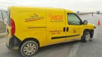 HITIT ÜNIVERSITESI - Sungurlu'da Trafik Kazası Açıklaması 4 Yaralı