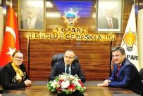 BÜLENT TURAN - Turan'dan ABD'ye Tepki Açıklaması 'Biz Senin Eyaletin Miyiz?'