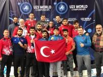 TÜRKIYE MILLI OLIMPIYAT KOMITESI - Türkiye Milli Olimpiyat Komitesi'nden Genç Güreşçilere Tebrik Mesajı