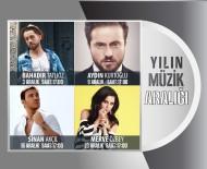 SİNAN AKÇIL - Ünlü Pop Şarkıcıları Samsunlular İle Buluşacak