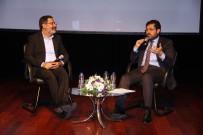 AHMET ÜMIT - 'Ustalara Saygı' Etkinliğinin Bu Haftaki Konuğu Ahmet Ümit Oldu