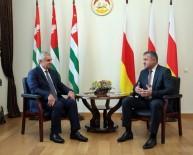 TARıM BAKANı - Abhazya Cumhurbaşkanı Hacımba Açıklaması 'Batı'nın Ve ABD'nin Saldırgan Tavırları Değişmiyor'