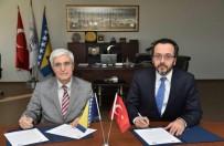 SARAYBOSNA ÜNİVERSİTESİ - ADÜ, Uluslararası Saraybosna Üniversitesi İle İşbirliği Yapacak