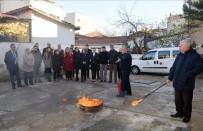 YANGIN TÜPÜ - Aile Ve Sosyal Politikalar Edirne İl Müdürlüğünden Yangın Tatbikatı