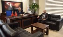 HÜSEYİN ÜZÜLMEZ - AK Parti İstanbul Milletvekilinden Başkan Üzülmez'e Ziyaret