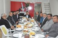 MEHMET SARI - Anamur'da Çilek Üreticileri Tarımsal Kalkınma Kooperatifi Kuruldu