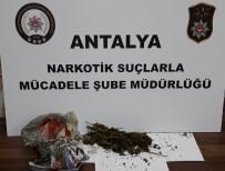 GAZİ MAHALLESİ - Antalya'da Uyuşturucu Operasyonları Açıklaması 6 Gözaltı