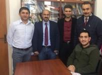 AÇIKÖĞRETİM - AÖF'ten Terör Gazisi Öğrenciye Ziyaret