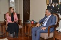 OSMAN KAYMAK - Azeri Milletvekili Paşayeva'dan 100 Yılın Projesine Övgü
