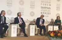 TIFLIS - Bakan Arslan Açıklaması 'Yeni İpekyolu Girişimi, Dünya Nüfusunun 4,5 Milyarını İfade Eden, Çok Önemli Bir Projedir'