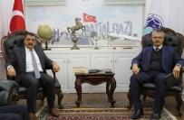 SELAHATTIN GÜRKAN - Başkan Gürkan'dan BİLSAM'a Övgü