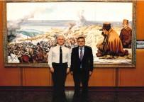 ORGENERAL - Başkan Yağcı'dan Kara Kuvvetleri Komutanı Güler'e Ziyaret