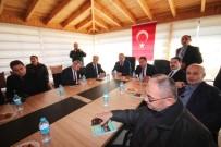 BEYŞEHIR GÖLÜ - Beyşehir Gölü Milli Parkı UDGP Değerlendirme Toplantısı