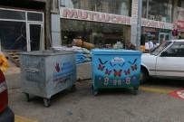 Bucak'ta Çöp Konteynırlarında Yeni Dönem