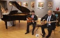 OTIZM - Budapeşte'de Otizmli Türk Kızından Piyano Konseri