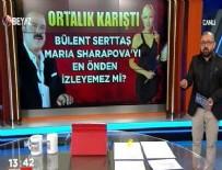 BEYAZ GAZETE - Bülent Serttaş'ı aşağılamaya çalıştı, baltayı taşa vurdu