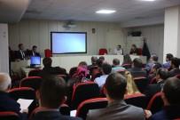 1 EKİM - Büyükşehir'den İmar Yönetmeliği Eğitimi
