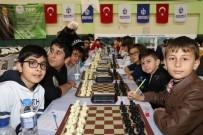 SATRANÇ FEDERASYONU - Büyükşehir'in Okullar Arası Satranç Ligi Başladı