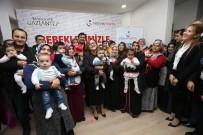 SANI KONUKOĞLU HASTANESI - Büyükşehir'in Tüp Bebek Projesi Meyvesini Vermeye Başladı