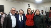 MEHMET CAN - CHP Alaşehir Gençlik Kolları İkinci Kez Kaya'ya Emanet