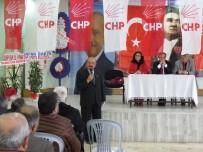 KARAÖZ - CHP Gelendost İlçe Başkanı Dereli Güven Tazeledi