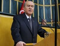 MHP - Devlet Bahçeli'den ABD'ye tepki