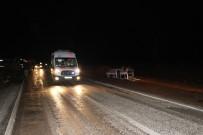 Diyarbakır'da Trafik Kazası Açıklaması 1 Ölü, 9 Yaralı