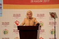 GÖNÜL ELÇİLERİ - Emine Erdoğan Vali Eşleri İle Buluştu