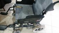 YÜRÜME ENGELLİ - Engelli Vatandaşın Arabasını Çalan Kişi Yakalandı