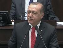 BÜROKRATİK OLİGARŞİ - Erdoğan: Adımı kullanan babamın oğlu olsa kapıdan kovun