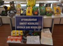 Gıda Sahtekarları Ünlü Markaların Çay Ambalajlarını Taklit Etti