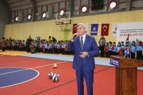 VEHBİ KOÇ VAKFI - Gölcük Ortaokulu Spor Salonu'nun Tanıtımı Yapıldı