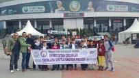 MARİA SHARAPOVA - Hakkarili Çocukların İstanbul Gezisi