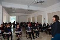 ÖFKE KONTROLÜ - Hemşirelik Öğrencilerinden 'Şiddete Hayır' Paneli'