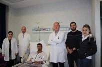 MURAT KILIÇ - İtfaiyeci, bu defa organ vererek hayat kurtardı