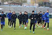 Karabükspor'da Kupa Mesai