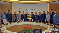 EMLAK VERGİSİ - Kazakistanlı İş Adamları, Yatırımcıya Sunulan Avantajları İnceledi