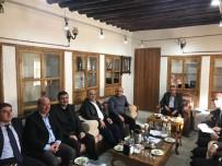 TAHTA KÖPRÜ - Kilis'te Su Sorunu Çözülüyor