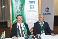 KOCAELISPOR - Kocaelispor'un 70 Milyon TL'lik Vergi Borcu Ödendi